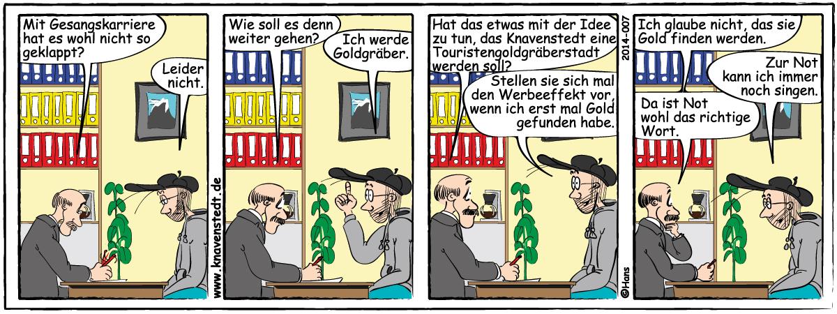Comic, Landleben, Comicstrip, Bilder, Musik, Krach, Neues aus Knavenstedt, Dorf, Knave, Schelm, Neues aus Knavenstedt