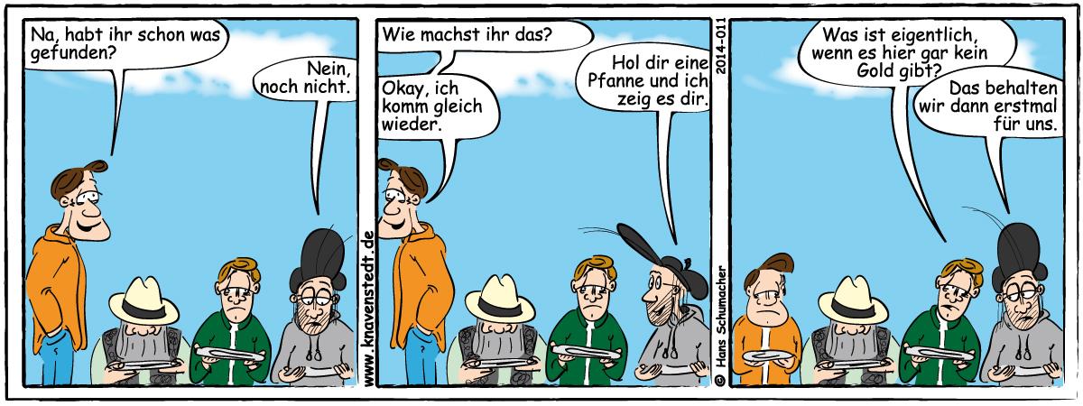 Comic, Landleben, Comicstrip, Bilder, Knavenstedt, Dorf, Knave, Schelm, Cartoon, Hans