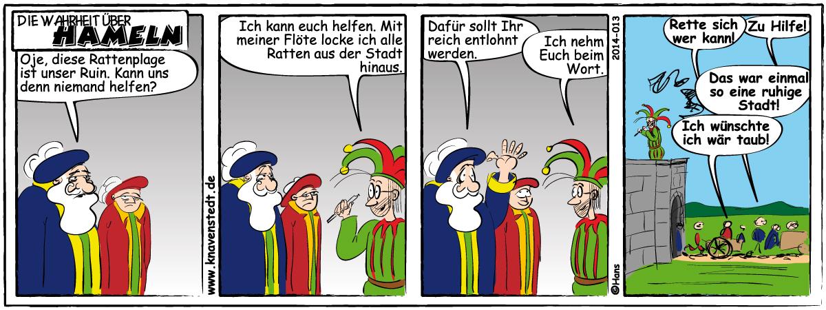 Comic, Landleben, Comicstrip, Bilder, Knavenstedt, Dorf, Knave, Schelm, Cartoon, Hans, Geschichte, Mythen, Märchen