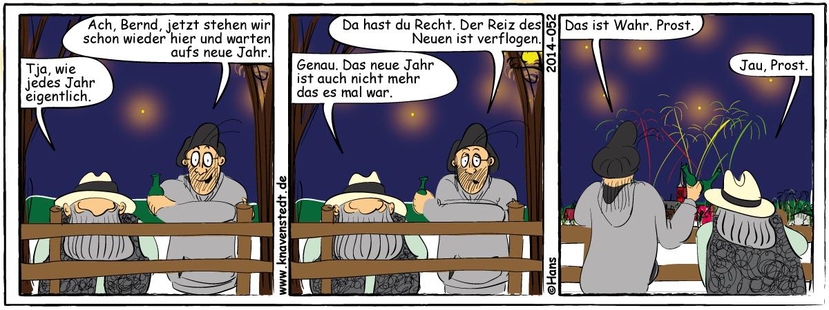 Landleben, Comicstrip, Bilder, Knavenstedt, Dorf, Knave, Schelm, Cartoon, Hans, Comic